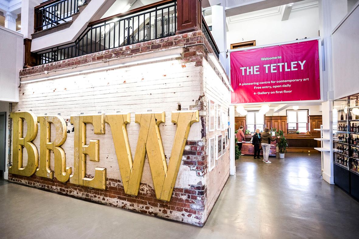 The Tetley indoor